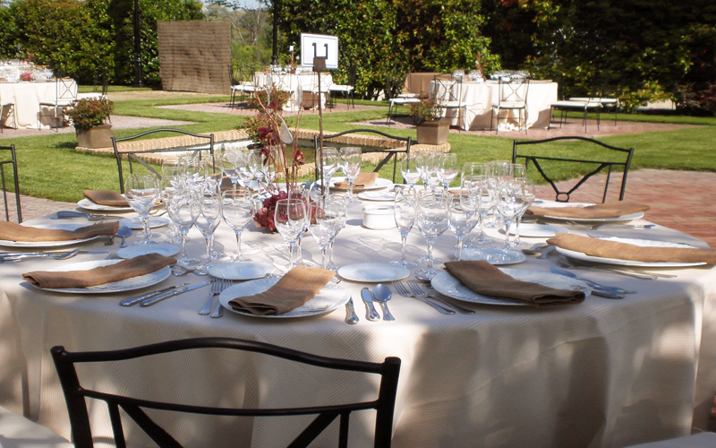 El Patio de Eva. Eventos bodas